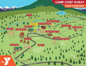 Location & Driving Directions to Camp | Camp Chief Ouray on cowiche canyon map, snow california map, snow united states map, snow mountain resort map, cross country ski park city map, big bend ranch state park map, contact us map,